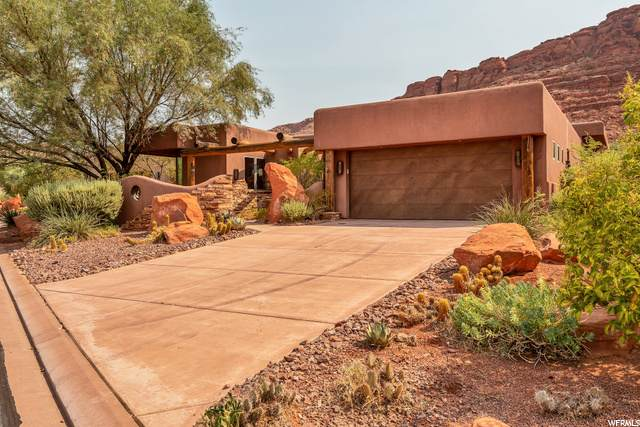 2336 W Entrada Trl #44, St. George, UT 84770 (#1710397) :: Exit Realty Success