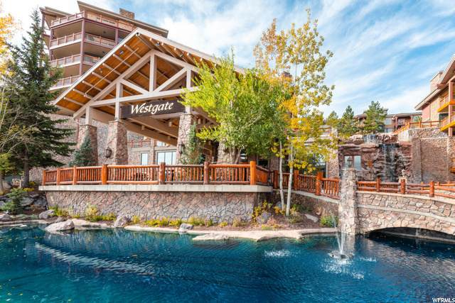 3000 Canyons Resort Dr #4808, Park City, UT 84098 (MLS #1710399) :: High Country Properties