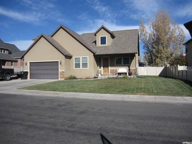 935 W 350 N, Roosevelt, UT 84066 (#1710401) :: Gurr Real Estate