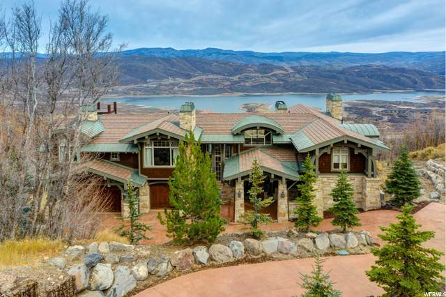 10680 N Summit View Dr #66, Heber City, UT 84032 (#1710413) :: Livingstone Brokers