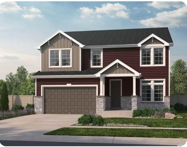 231 S Buckhorn Bath Ave E #224, Saratoga Springs, UT 84045 (#1710426) :: Gurr Real Estate