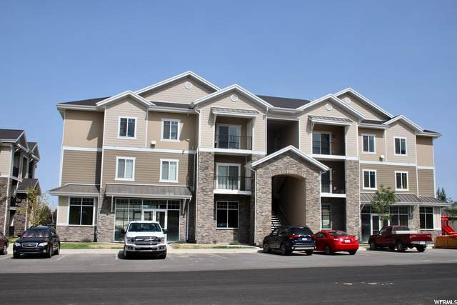 266 W 100 S, Santaquin, UT 84655 (#1710430) :: The Lance Group