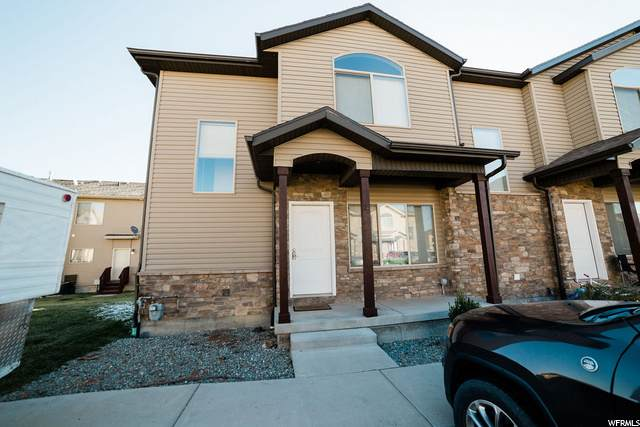 1606 W 300 S #21, Vernal, UT 84078 (#1710435) :: The Perry Group