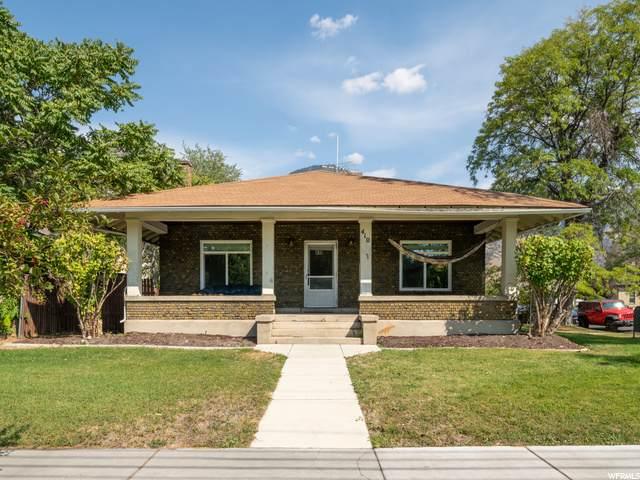 410 N 200 E, Provo, UT 84606 (#1710445) :: Gurr Real Estate