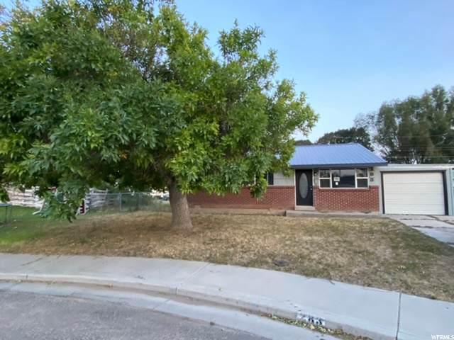 283 W Allen Dr, Vernal, UT 84078 (#1710447) :: Doxey Real Estate Group