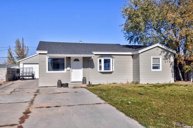 4120 W 5740 S, Salt Lake City, UT 84118 (#1710448) :: Gurr Real Estate