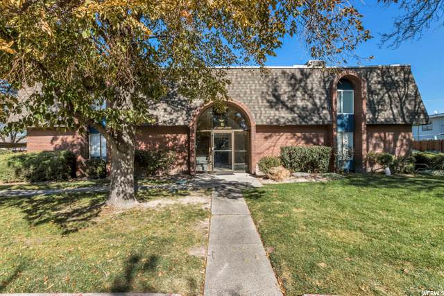 34 W Lester Ave E27, Murray, UT 84107 (#1710457) :: Powder Mountain Realty