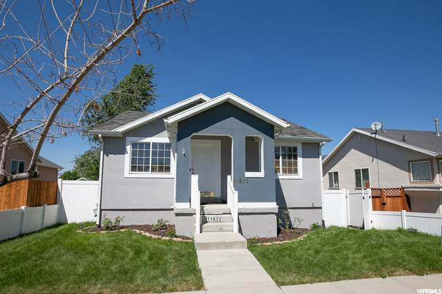 11832 S Ballot, Draper, UT 84020 (#1710459) :: Livingstone Brokers