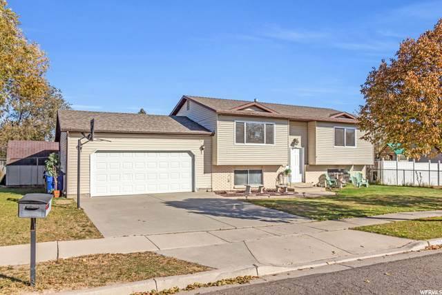 3844 W Tangiers Cir S, West Valley City, UT 84120 (#1710462) :: Gurr Real Estate