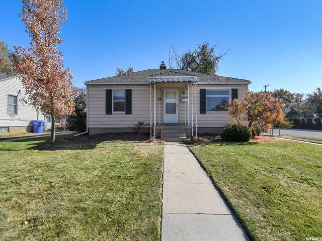 7847 S Grant St, Midvale, UT 84047 (#1710499) :: Powder Mountain Realty