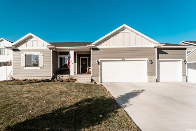 7475 W Single Leaf Dr S, Herriman, UT 84096 (#1710514) :: Gurr Real Estate