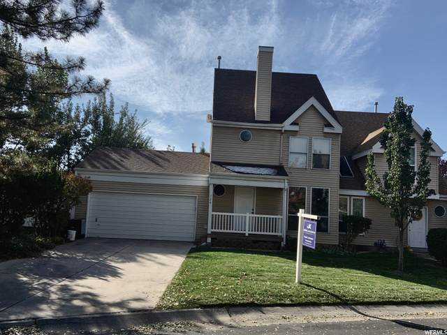 724 Gables St, Midvale, UT 84047 (#1710522) :: Powder Mountain Realty