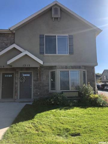 1212 E 800 N, Spanish Fork, UT 84660 (#1710525) :: Livingstone Brokers