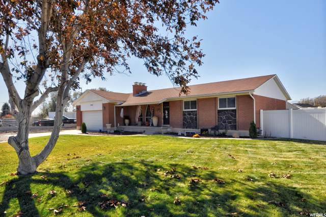 11892 S 2700 W, Riverton, UT 84065 (#1710539) :: Gurr Real Estate