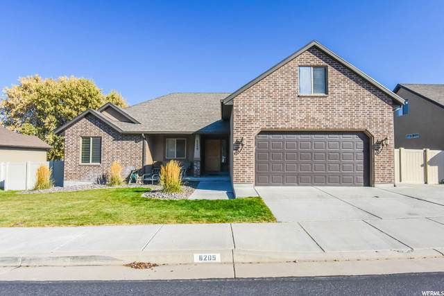6209 S Elderberry Ln, Taylorsville, UT 84123 (#1710540) :: Powder Mountain Realty