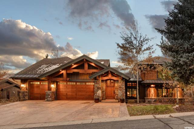 3000 Crestline Dr, Park City, UT 84060 (#1710547) :: Livingstone Brokers