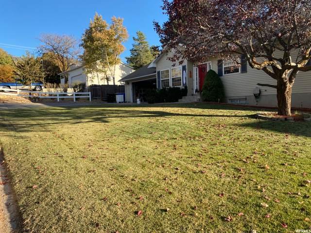 370 E 100 N, Hyde Park, UT 84318 (#1710572) :: Powder Mountain Realty