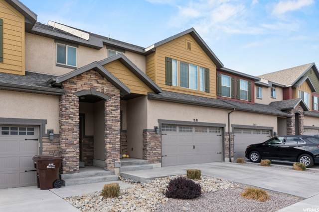 1281 N Silvercrest Dr, Saratoga Springs, UT 84045 (#1710589) :: Livingstone Brokers