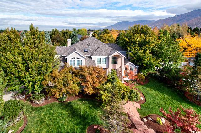 7 Swallow Wood Ln, Sandy, UT 84092 (#1710590) :: Livingstone Brokers