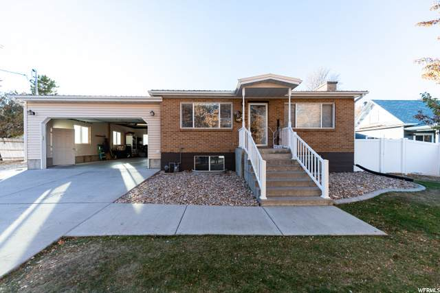 139 N 100 W, Wellsville, UT 84339 (#1710682) :: The Perry Group