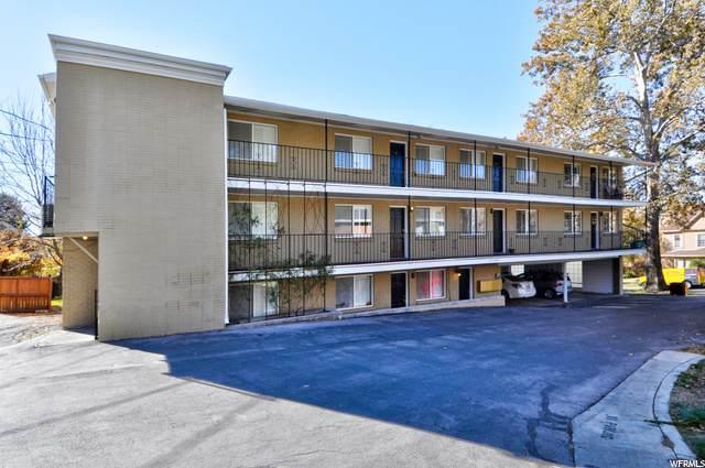 122 N N St #5, Salt Lake City, UT 84103 (#1710684) :: Utah Best Real Estate Team | Century 21 Everest