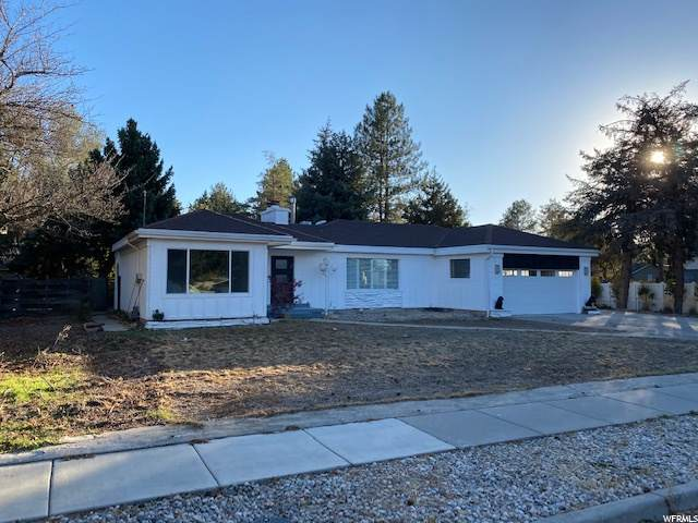 1878 E Spring Ln, Holladay, UT 84117 (#1710720) :: Exit Realty Success