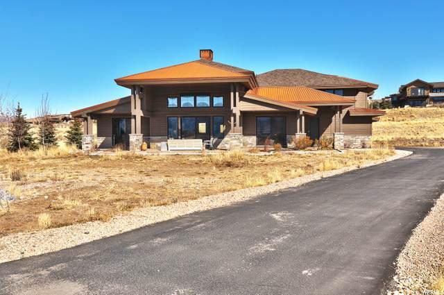 2190 Saddlehorn Dr, Park City, UT 84098 (#1710750) :: Pearson & Associates Real Estate