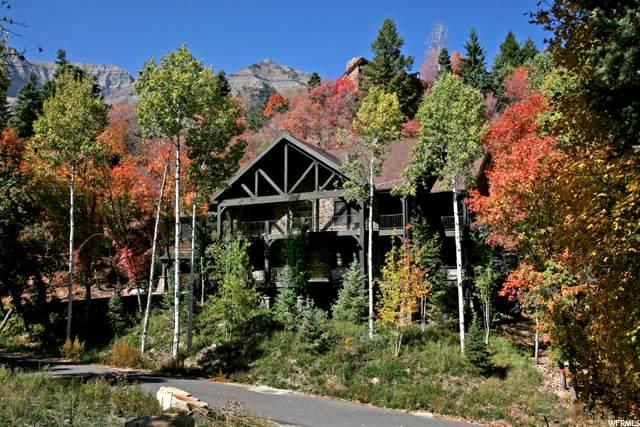 3047 Stewart Rd, Sundance, UT 84604 (#1710769) :: Big Key Real Estate