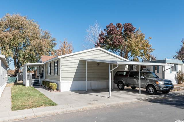 233 E Jordan View Dr S #136, Sandy, UT 84070 (#1710786) :: Exit Realty Success