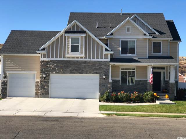525 E Peterson Pkwy S, South Weber, UT 84405 (#1710812) :: Red Sign Team