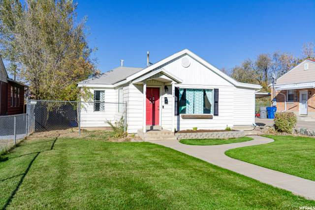 724 Bel Mar Dr, South Ogden, UT 84403 (#1710822) :: Pearson & Associates Real Estate