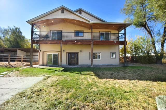 2486 S Winton St, West Valley City, UT 84119 (#1710869) :: The Perry Group