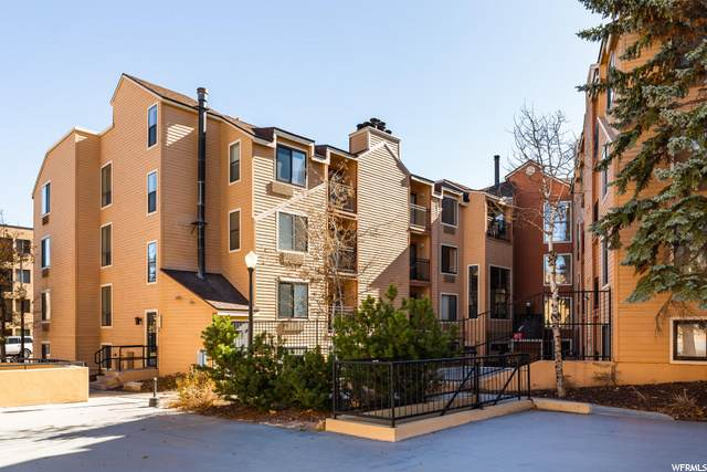 1940 Prospector Ave #130, Park City, UT 84060 (#1710947) :: Pearson & Associates Real Estate