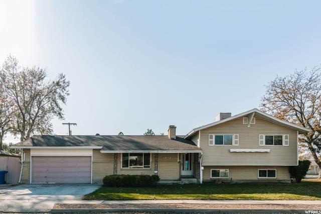 1079 N Garnette St, Salt Lake City, UT 84116 (#1710964) :: Exit Realty Success