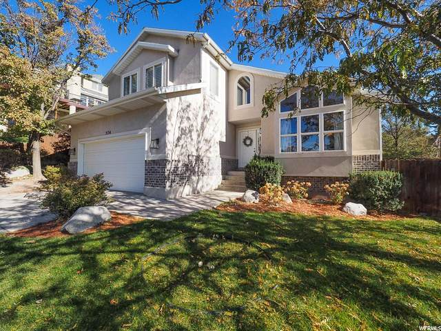 574 N K St, Salt Lake City, UT 84103 (#1711014) :: Pearson & Associates Real Estate