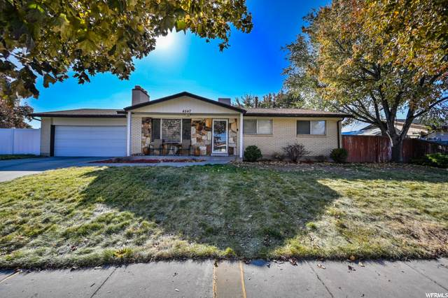 4547 W Charles Way S, West Valley City, UT 84120 (#1711036) :: Exit Realty Success