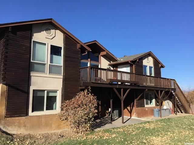 525 N Hillcrest Dr, Roosevelt, UT 84066 (#1711088) :: Doxey Real Estate Group
