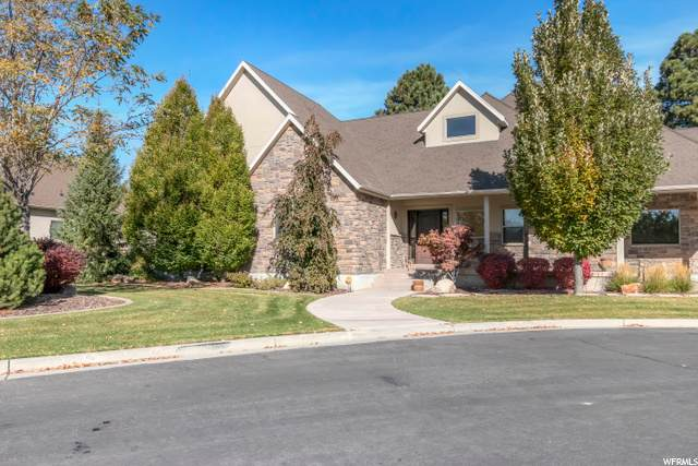 1735 E Tuscan Ridge Cv, Sandy, UT 84092 (#1711131) :: Zippro Team