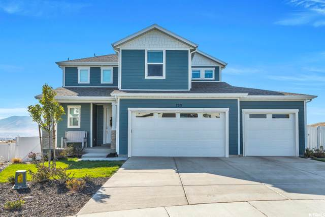 753 W Blue Violet Dr, Saratoga Springs, UT 84045 (#1711141) :: Exit Realty Success