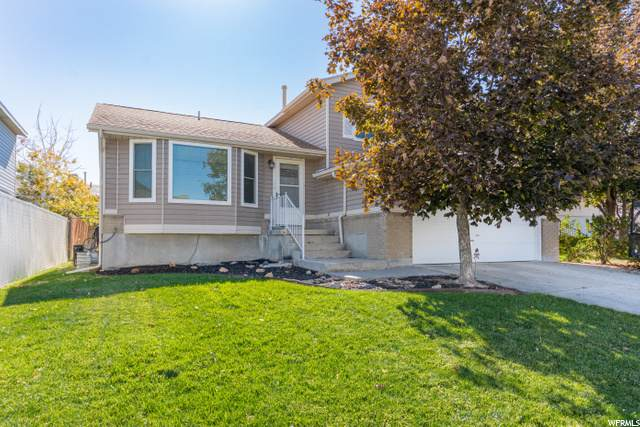 5561 W Shadberry Cir S, West Jordan, UT 84084 (#1711187) :: Exit Realty Success