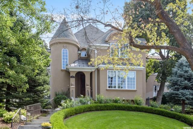 22 N Wolcott St E, Salt Lake City, UT 84103 (#1711311) :: Bustos Real Estate | Keller Williams Utah Realtors