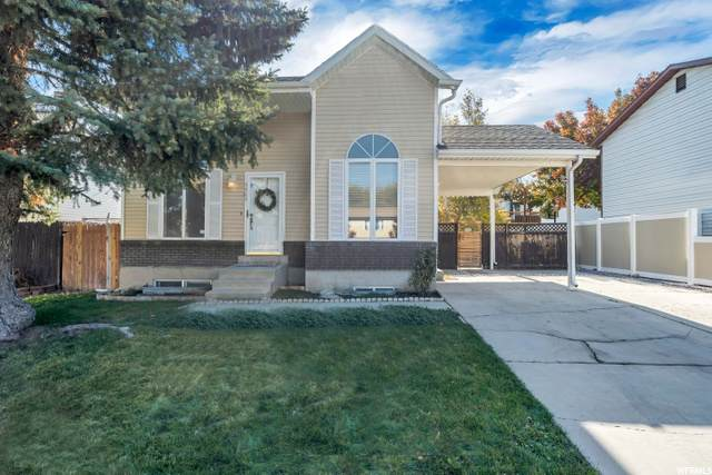 5505 W 6600 S, West Jordan, UT 84081 (#1711313) :: Exit Realty Success