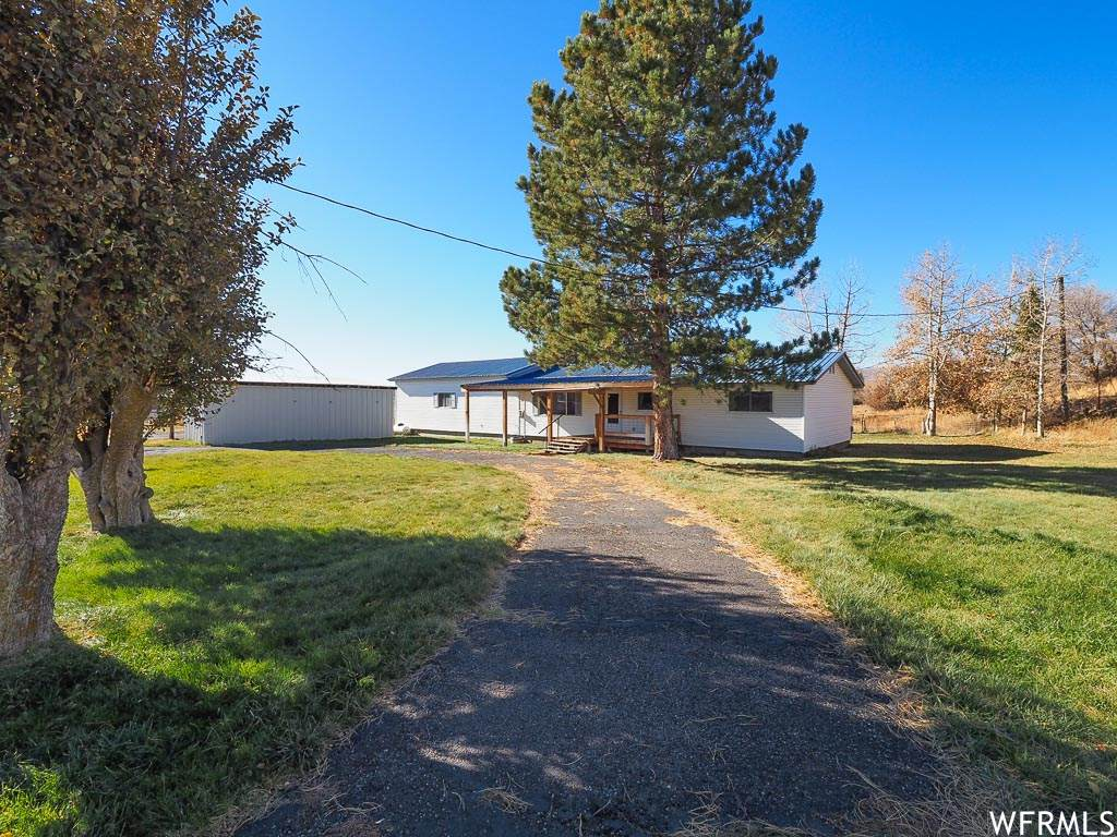 931 W Weber Canyon Rd N, Kamas, UT 84036 (#1711366) :: Pearson & Associates Real Estate