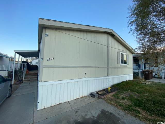 3711 S Deer Valley Dr #138, Magna, UT 84044 (#1711378) :: Doxey Real Estate Group