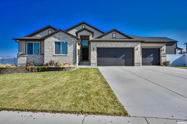 3735 S Clearstone Dr, West Valley City, UT 84128 (#1711382) :: Bustos Real Estate | Keller Williams Utah Realtors