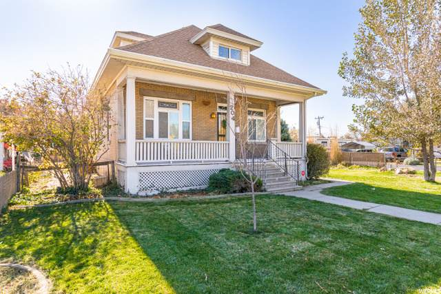 204 E 2700 S, Salt Lake City, UT 84115 (#1711383) :: Bustos Real Estate | Keller Williams Utah Realtors