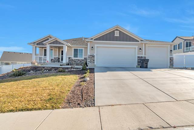 936 N Golden Eagle Way, Elk Ridge, UT 84651 (#1711392) :: Bustos Real Estate | Keller Williams Utah Realtors