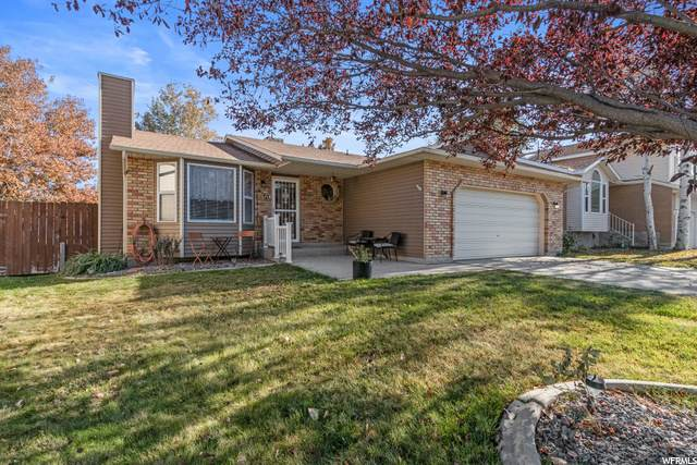 6345 S Uyeda Ct W, West Jordan, UT 84081 (#1711398) :: Utah Best Real Estate Team | Century 21 Everest