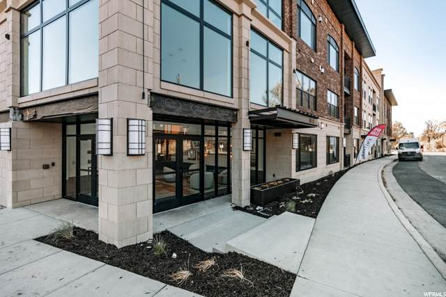 2240 E Laney Ave #105, Holladay, UT 84117 (#1711406) :: The Perry Group