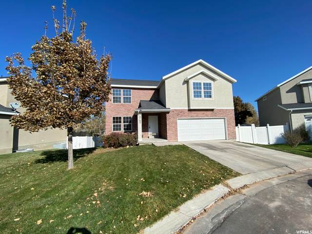 10783 S Pine Shadow Rd, South Jordan, UT 84095 (#1711422) :: The Perry Group